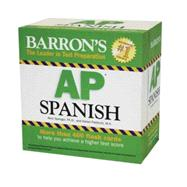 Barron's AP Spanish by Springer, Alice G.; Paolicchi, Daniel, 9781438070520