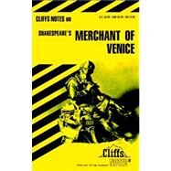 Shakespeare's the Merchant of Venice by McNeir, Waldo F., 9780822000525