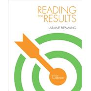 Reading for Results by Flemming, Laraine E., 9781305500525