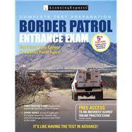 Border Patrol Entrance Exam by Learningexpress; Dassaro, Joseph N. (CON), 9781611030525