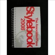 2008 AP Stylebook by Associate Press, 9780917360527