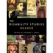 The Disability Studies Reader by Davis; Lennard J., 9780415630528