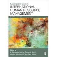 Readings and Cases in International Human Resource Management by Reiche; B Sebastian, 9781138950528