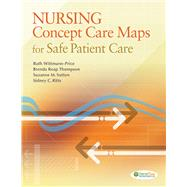 Nursing Concept Care Maps for Safe Patient Care by Wittmann-Price, Ruth, 9780803630529