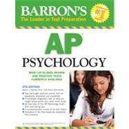 Barron's Ap Psychology by Weseley, Allyson J., 9780764140532
