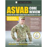 Asvab Core Review by Learningexpress, 9781611030532