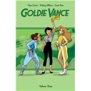 Goldie Vance Vol. 3 by Larson, Hope; Hayes, Noah; Stern, Sarah; Williams, Brittney; Ball, Jackie, 9781684150533