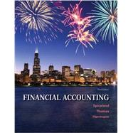 Financial Accounting with Connect Access Card by Spiceland, J. David; Thomas, Wayne; Herrmann, Don, 9781259670534