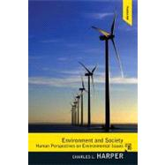 Environment and Society by Harper; Charles, 9780205820535
