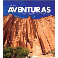 Aventuras, 4th Edition by Vista Higher Learning, 9781618570536