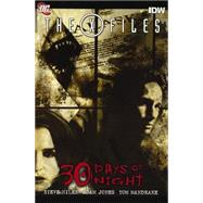 The X-files / 30 Days of Night by Niles, Steve; Jones, Adam; Mandrake, Tom, 9781631400537