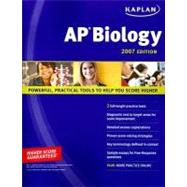 Kaplan AP Biology 2007 by Linda Brooke Stabler; Mark Metz; Paul Gier, 9781419550539