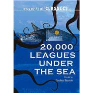 20,000 Leagues Under the Sea by Verne, Jules; Francis, Pauline (RTL), 9781783220540