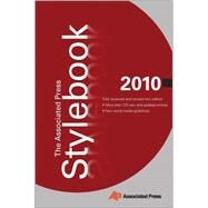 2010 AP Stylebook and Briefing on Media Law by Darrell Christian, Sally Jacobsen and David Minthorn, 9780917360541