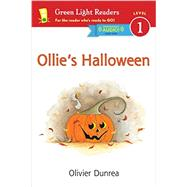 Ollie's Halloween by Dunrea, Olivier, 9780544640542