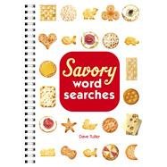 Savory Word Searches by Tuller, Dave, 9781454900542