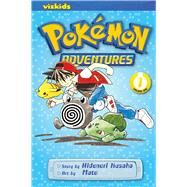 Pokémon Adventures, Vol. 1 (2nd Edition) by Kusaka, Hidenori; Kusaka, Hidenori, 9781421530543