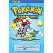 Pokémon Adventures, Vol. 1 (2nd Edition) by Kusaka, Hidenori; Kusaka, Hidenori, 9781421530543
