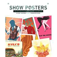 Show Posters by Jones, Pat; Nunery, Ben, 9781440340543