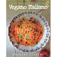 Vegano Italiano by Gioffré, Rosalba, 9781682680544