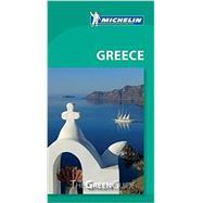 Michelin Green Guide Greece by Unknown, 9782067220546