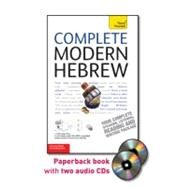 Complete Modern Hebrew with Two Audio CDs: A Teach Yourself Guide by Gilboa, Shula, 9780071750547