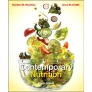 Contemporary Nutrition, 8th Edition by Wardlaw, Gordon;   Smith, Anne, 9780073040547