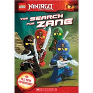LEGO Ninjago: The Search for Zane (Chapter Book #7) by Howard, Kate, 9780545750547