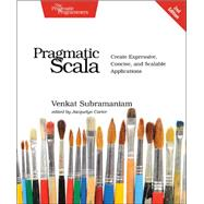 Pragmatic Scala by Subramaniam, Venkat, 9781680500547