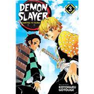 Demon Slayer Kimetsu No Yaiba 3 by Gotouge, Koyoharu, 9781974700547