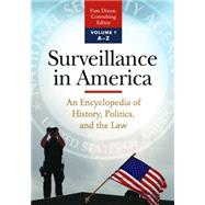 Surveillance in America by Dixon, Pam; Dixon, Pam, 9781440840548
