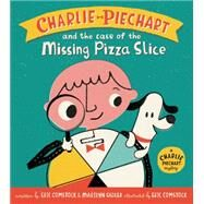 Charlie Piechart and the Case of the Missing Pizza Slice by Sadler, Marilyn; Comstock, Eric, 9780062370549