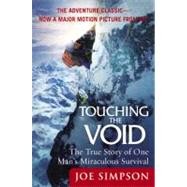 Touching the Void by Simpson, Joe, 9780060730550
