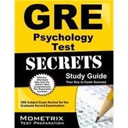 GRE Psychology Test Secrets by Mometrix Media LLC, 9781621200550