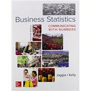 Business Statistics: Communicating with Numbers by Jaggia, Sanjiv; Kelly, Alison, 9780078020551