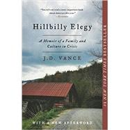 Hillbilly Elegy by Vance, J. D., 9780062300553