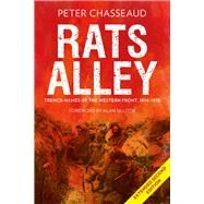 Rats Alley by Chasseaud, Peter; Sillitoe, Alan, 9780750980555