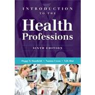 Introduction to Health Professions by Stanfield, Peggy, 9781449600556
