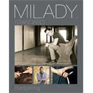Milady Standard Barbering by Milady, 9781305100558