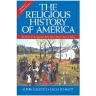 The Religious History of America by Gaustad, Edwin S., 9780060630560