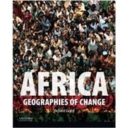 Africa Geographies of Change by Grant, Richard, 9780199920563
