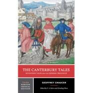 The Canterbury Tales by Chaucer, Geoffrey; Kolve, V. A.; Olson, Glending, 9781324000563