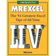 Mrexcel Live by Jelen, Bill, 9781615470563