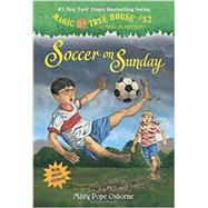 Soccer on Sunday by OSBORNE, MARY POPE; MURDOCCA, SAL, 9780307980564
