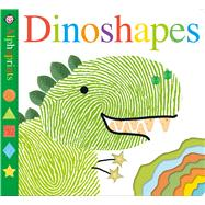 Alphaprints: Dinoshapes by Priddy, Roger, 9780312520564