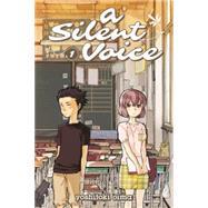 A Silent Voice 1 by OIMA, YOSHITOKI, 9781632360564