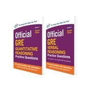 Official GRE Value Combo by Educational Testing Service, 9781260010565