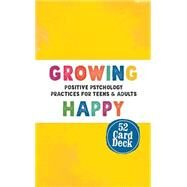 Growing Happy Card Deck by Willard, Christopher; Abblett, Mitch, 9781559570565