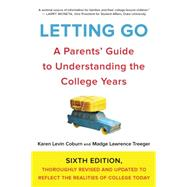Letting Go by Coburn, Karen Levin; Treeger, Madge Lawrence, 9780062400567