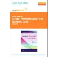 Pharmacology for Nursing Care: Pageburst Retail (User Guide and Access Code)